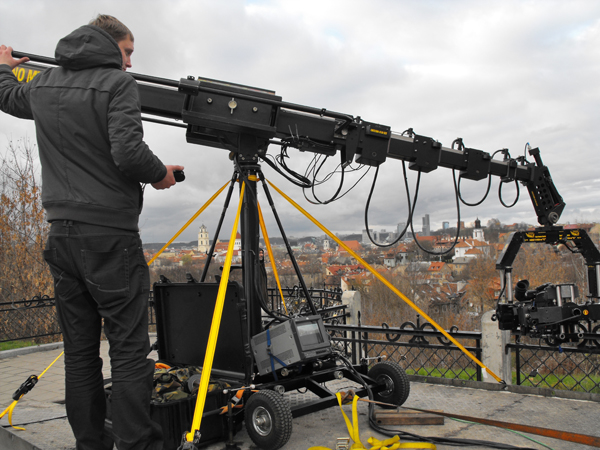 Cinema Technologies :: Cranes